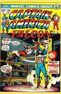 Captain America 168(9.4)